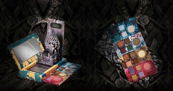 Urban Decay's Games of Thrones 'Vault' collection is much sought after. [Photo: Urban Decay]