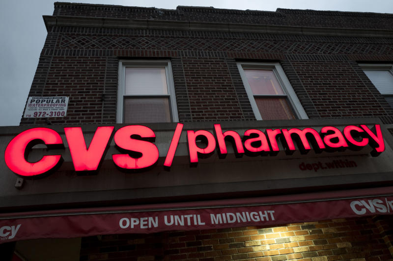 CVS Health posts quarterly loss on $3.9 billion charge