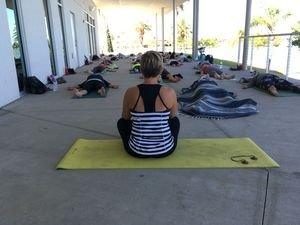 New owner of Madeira Beach Yoga makes life changing move