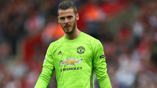 With David de Gea yet to pledge his long-term future to Manchester United, Edwin van der Sar weighed into the situation.