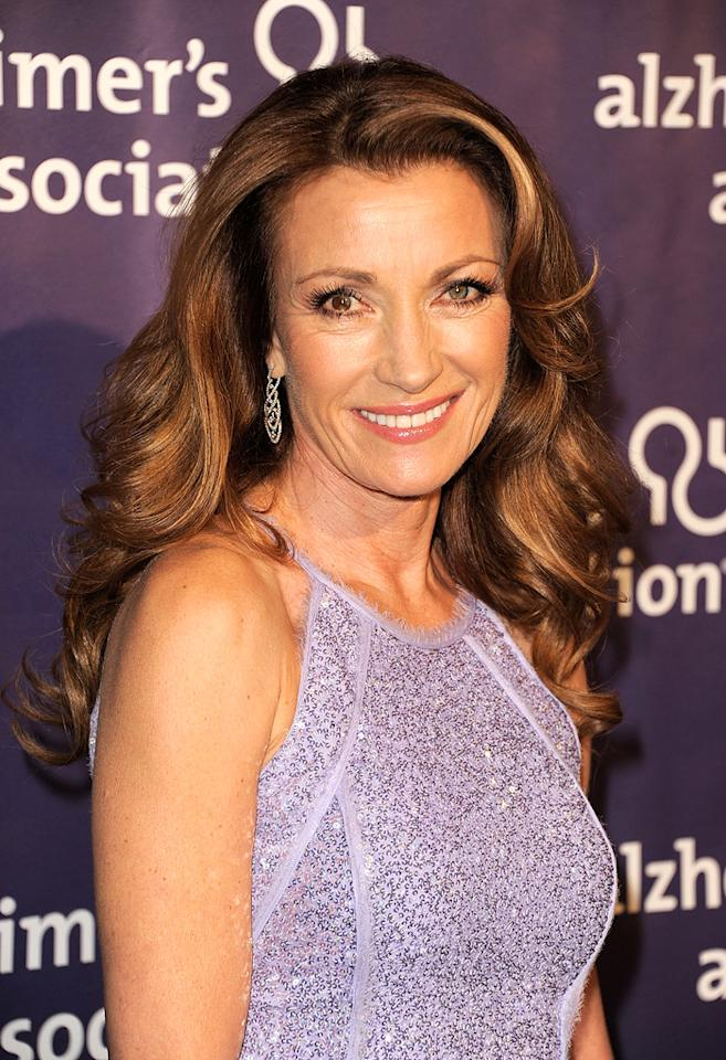 """Long before she was Dr. Quinn Medicine Woman, the stunning <a href=""""http://movies.yahoo.com/person/jane-seymour/"""">Jane Seymour</a> , 61, was a Bond girl in """" Live and Let Die ."""" She also starred in the romantic classic """" Somewhere in Time """" opposite Christopher Reeve ."""