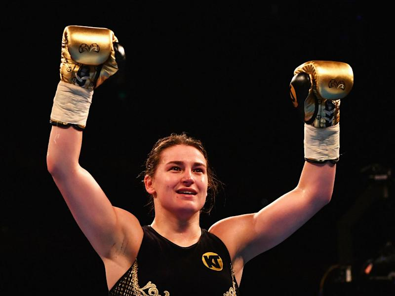 With the likes of Katie Taylor at the forefront women's boxing has a bright future: Getty