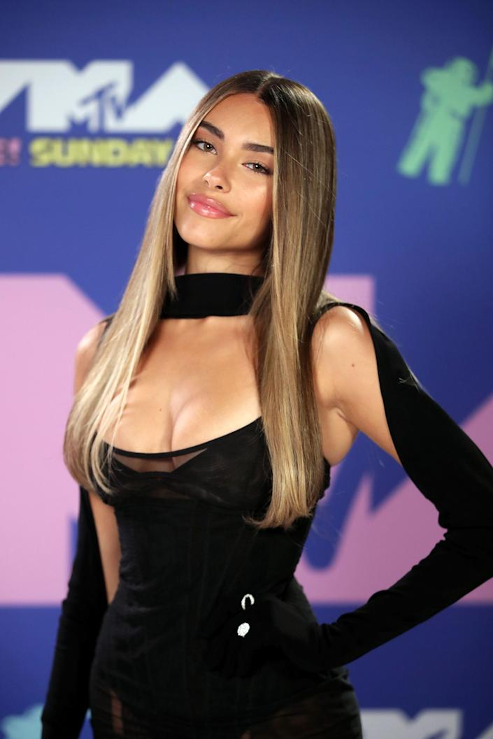 <p>Even though the Video Music Awards look a little different in 2020, celebrities still brought their A-game. Big names in music and Hollywood showed up en masse to pose—socially distanced, of course—for the cameras on the VMAs red carpet in New York City. See all the best looks, ahead.</p>