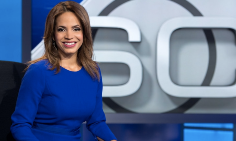 elle duncan smiles during an espn sportscenter