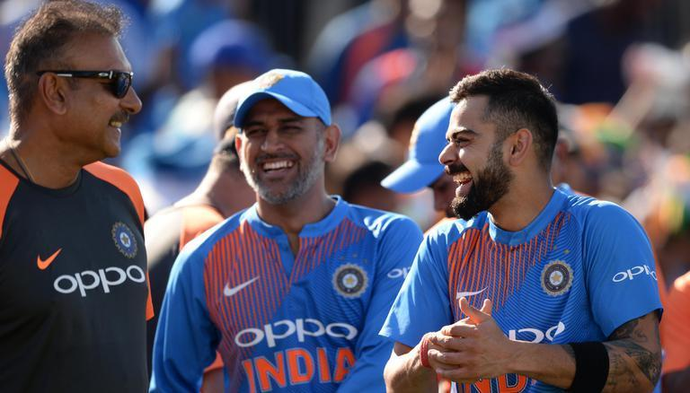Masterstroke from BCCI to name MS Dhoni as a mentor