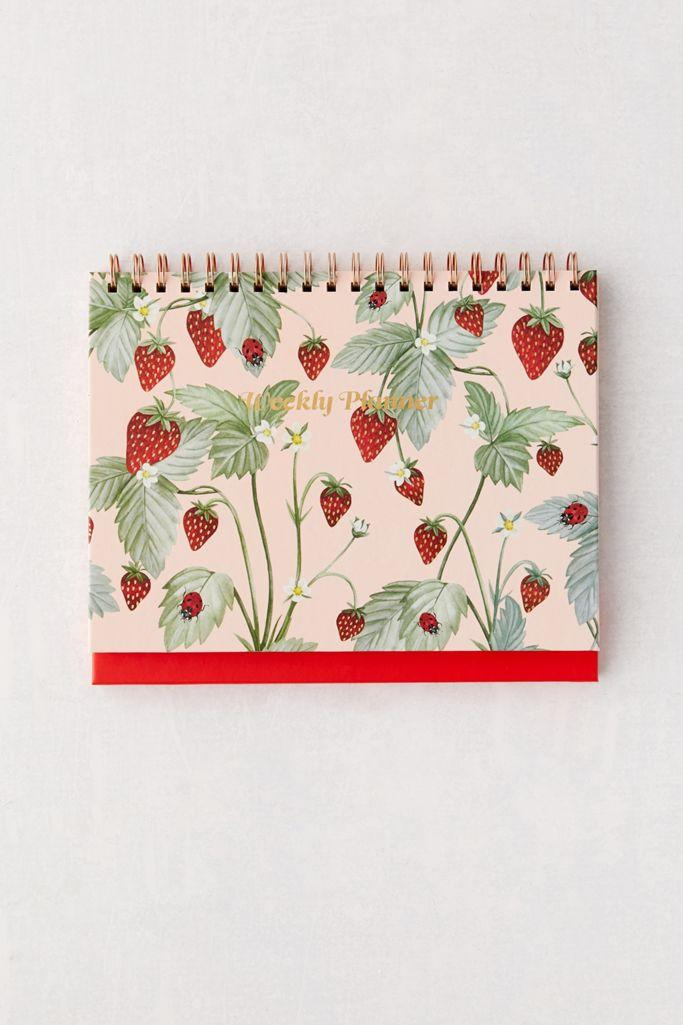 Sonix Weekly Planner Notebook. Image via Urban Outfitters.