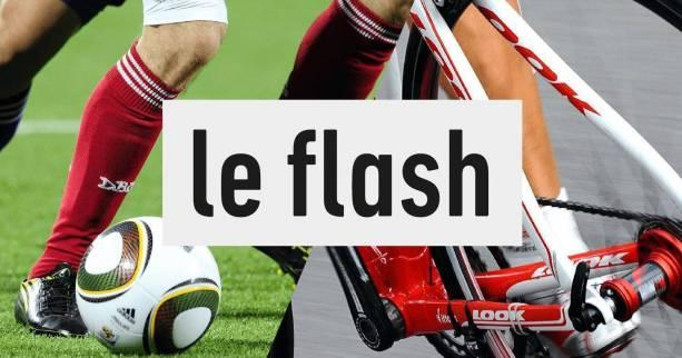 Tous sports - Le flash sports du 23 mai