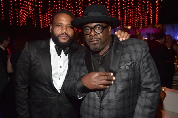 Anthony Anderson Cedric The Entertainer Emmys Governors Ball 2018