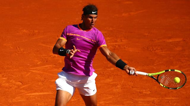 It was a complete mismatch at the Monte-Carlo Masters, as Rafael Nadal dispatched of Alexander Zverev in little over an hour.