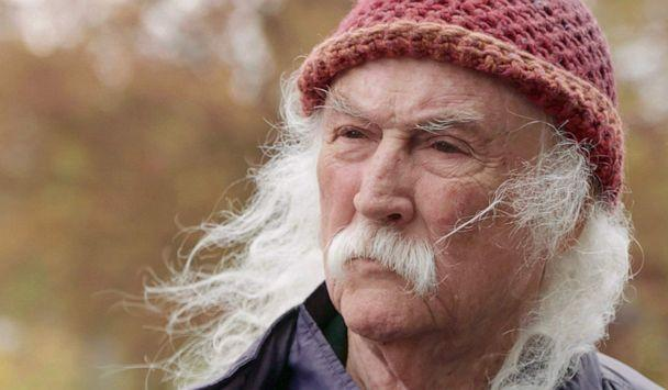 PHOTO: David Crosby in a scene from 'David Crosby: Remember My Name.' (Sony Pictures)