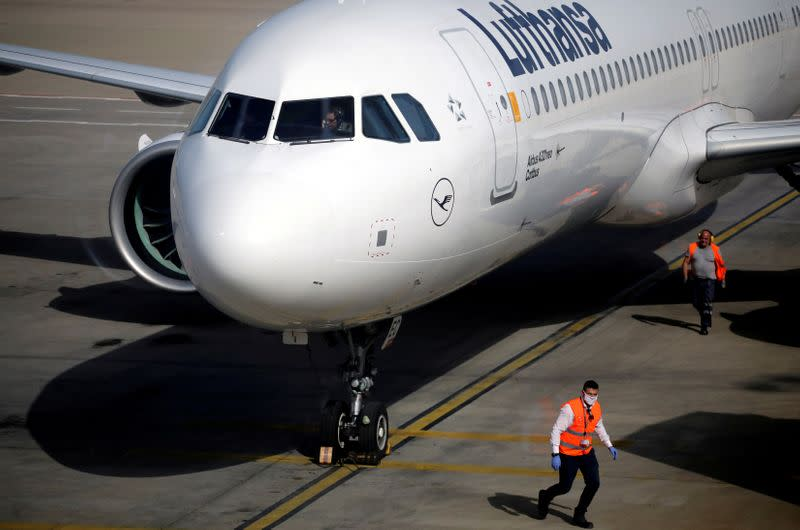Lufthansa CEO promises Germans a 'homecoming guarantee'