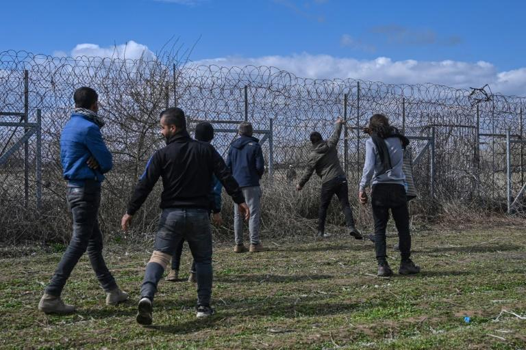 Turkey's decision to give the green light to migrants to leave has sparked a surge and heightened concern in Greece with plans to build new temporary camps leading to protests