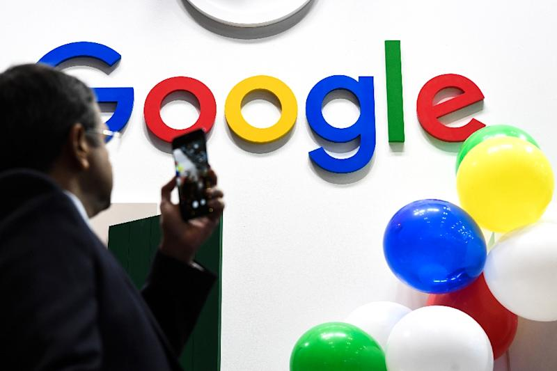 A study sponsored by the News Media Alliance, previously known as the Newspaper Association of America, claims that Google makes billions from content of news organizations without compensating publishers (AFP Photo/ALAIN JOCARD)