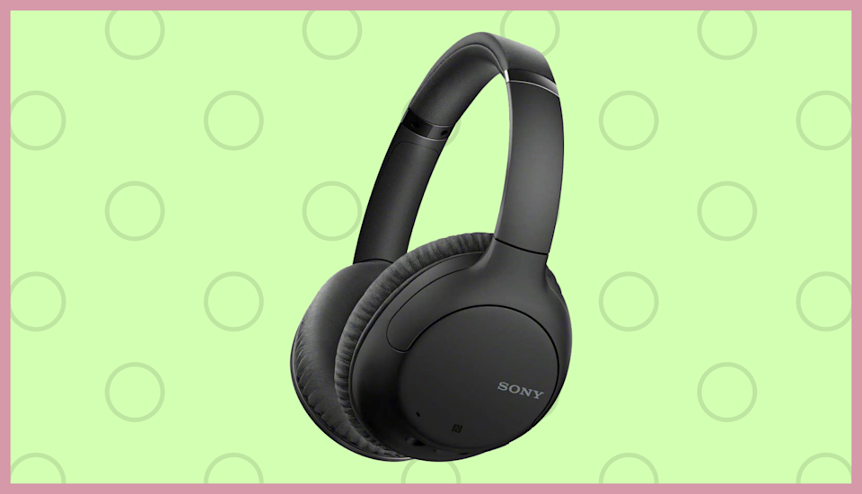 Sony WH-CH710N Noise-Canceling Headphones. (Photo: Sony)