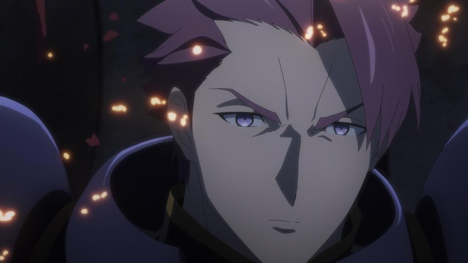 Lancelot (Ryotaro Okiayu) in Fate/Grand Order the Movie — Divine Realm of the Round Table: Camelot — Wandering; Agateram (PHOTO: Odex)