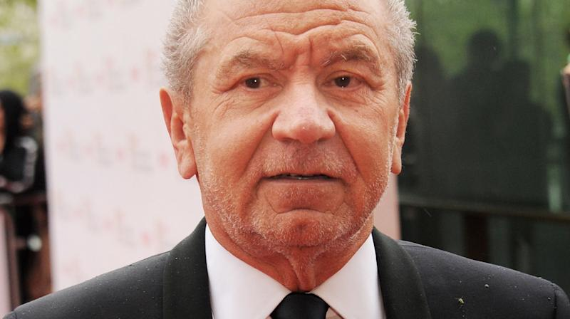 Lord Sugar says he does not condone anything