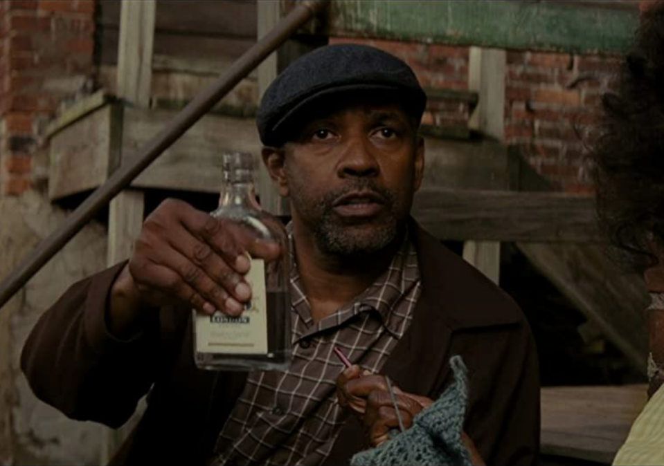 <p>Washington had directed in film prior to his award-nominated performance in <em>Fences</em>. The actor adapted the Broadway play to film in 2016 and served as the project's director and lead actor.</p>