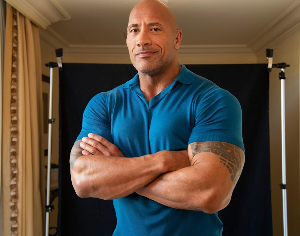 Dwayne Johnson has been a character in the wrestling ring and in many movies since he made the jump from grappler to Hollywood superstar.