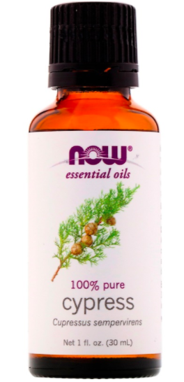 Cypress essential Oils, 30ml, S$13.92. PHOTO: iHerb