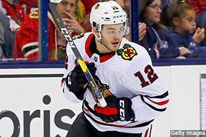 The Chicago Blackhawks haven't had many bright spots this season, but Daniel E. Dobish says Alex DeBrincat continues to be one of them