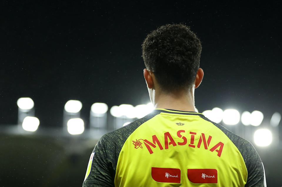 <p>Adam Masina is looking to help Watford back to the Premier League</p> (Getty Images)