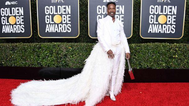 PHOTO: Billy Porter attends the 77th Annual Golden Globe Awards at The Beverly Hilton Hotel on Jan. 05, 2020, in Beverly Hills, Calif. (Jon Kopaloff/Getty Images)