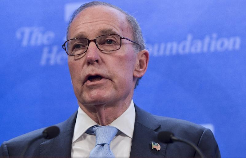 Trump To Name Supply-Sider Larry Kudlow As Top Economic Advisor