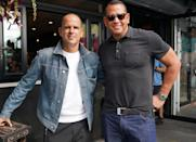 <p>Marcus Lemonis and Alex Rodriguez launch Plating Change, a program that started with a $50,000 donation to two Miami restaurants in order to fight food insecurity. </p>