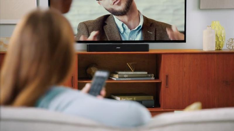 Get the most out of your TV's audio with Bose. (Photo: Walmart)