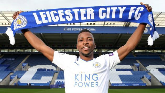 Iheanacho is a good buy for Leicester City, says Arsenal legend Thierry Henry