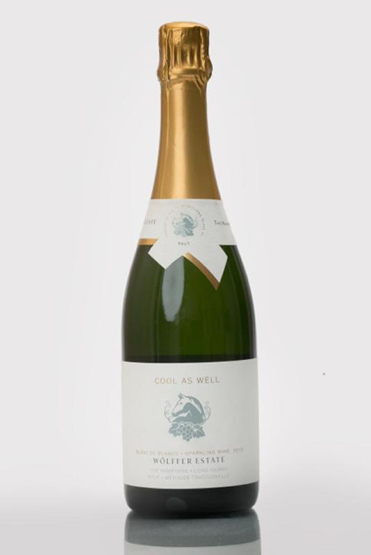<p>This bright sparkling wine made from 100 percent chardonnay grapes on Long Island pairs well with both raw shellfish and creamy seafood dishes like bisque and lobster. $35.<br /></p>