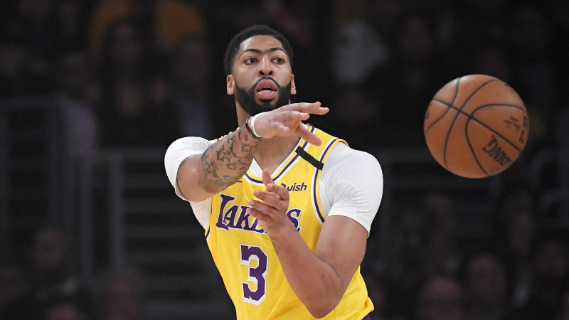 Los Angeles Lakers star Anthony Davis won't wear a social justice message on his jersey.