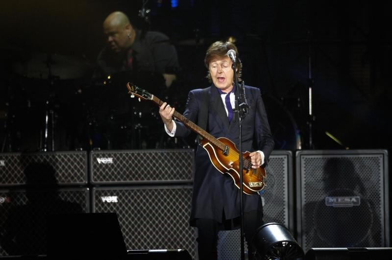 What Beatle Paul McCartney wants from Aquino