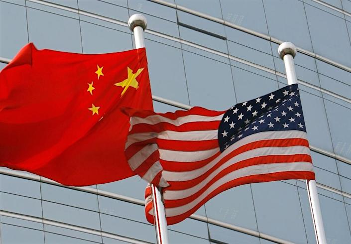 China is digging in for a long and protracted trade war with the US (AFP Photo/TEH ENG KOON)