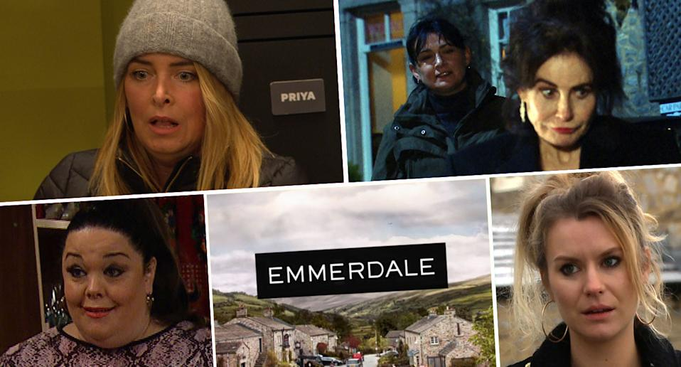 What's ahead on Emmerdale (ITV)