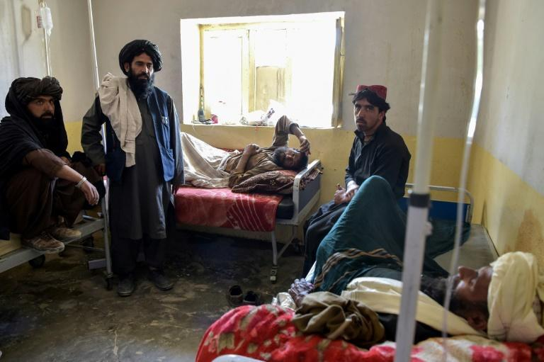 The Taliban have set-up civil projects in their own territory, including hospitals for their own fighters and civilian residents