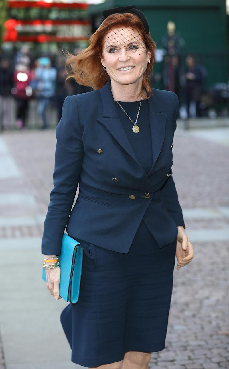 Sarah Ferguson, Duchess of York, in 2017 (Photo by Tim P. Whitby/Getty Images)