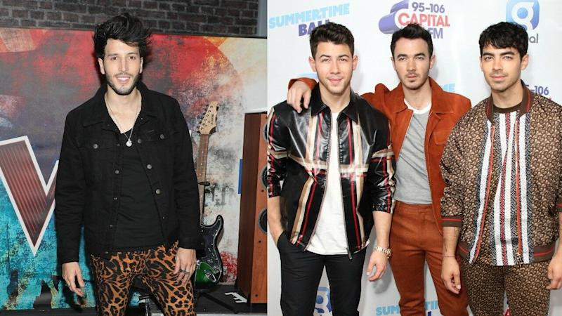 Sebastián Yatra Teases Upcoming Performance With the Jonas Brothers (Exclusive)