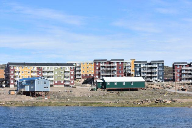 These government staff housing units in Iqaluit rarely have vacancies.