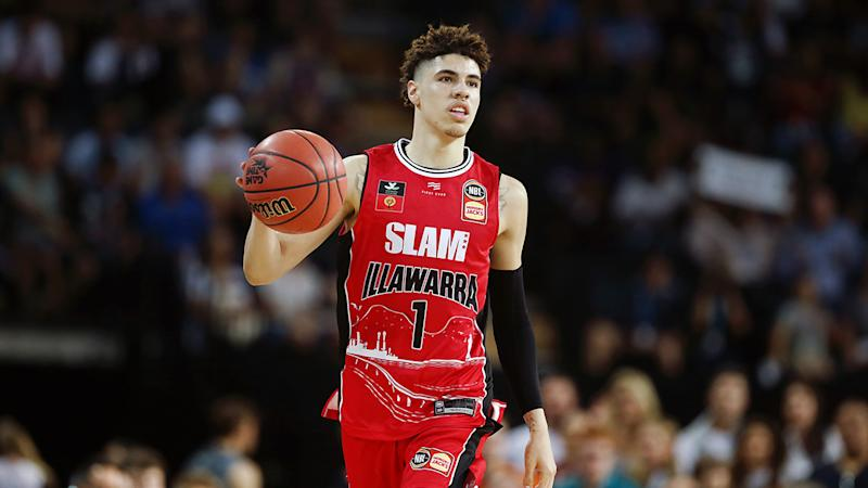 NBA Draft 2020: LaMelo Ball had interviews with Warriors, Knicks