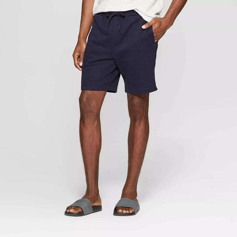 Goodfellow & Co Knit Lounge Shorts, packable clothing / wrinkle free travel clothing