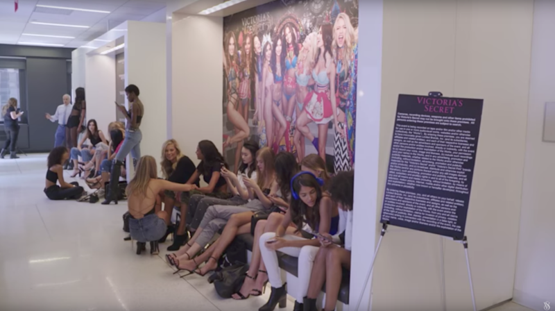 It's one of the most coveted fashion gigs around. Photo: Youtube
