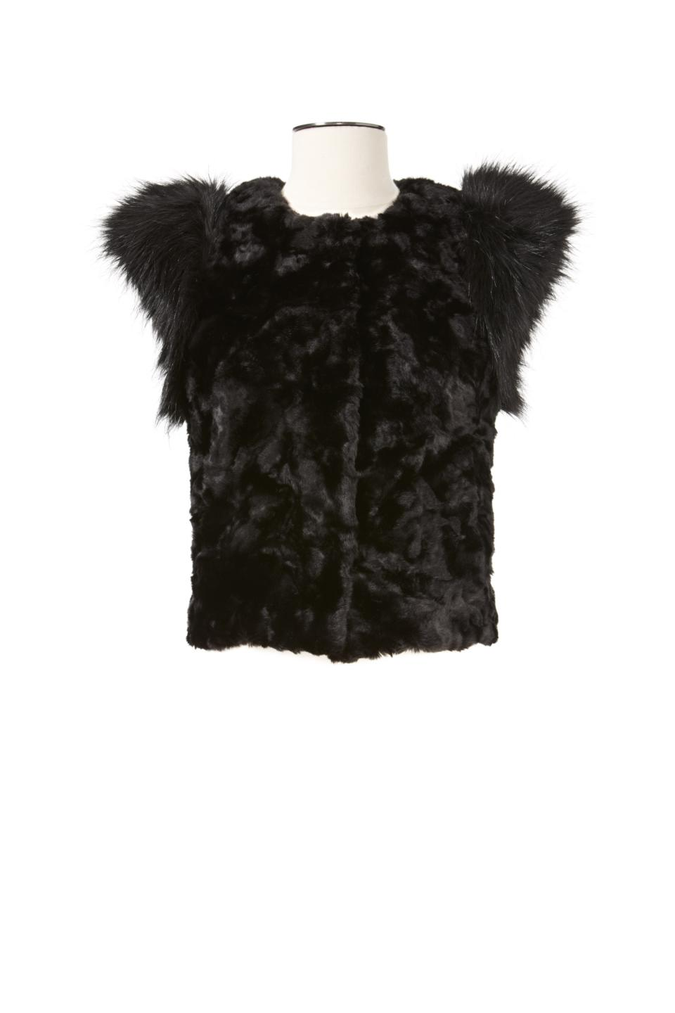 <b>Skaist-Taylor for Target + Neiman Marcus Holiday Collection Vest</b><br><br> Price: $79.99<br><br> Size: XS – XL<br><br>
