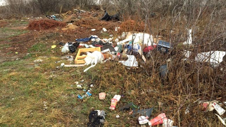 Illegal dumpers, think twice: MD of Foothills to install cameras to catch roadside offenders near Calgary