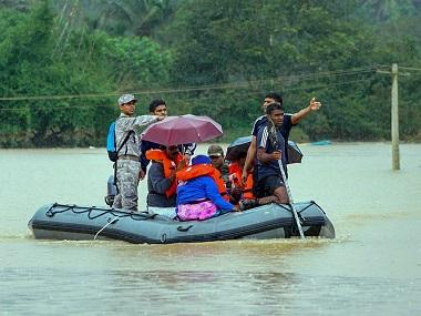 Kerala disaster management authority issues 'Red Alert' for Kasargod and Idukki today; 'Orange Alert' for six districts in coming days