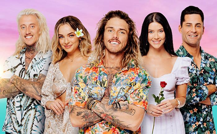 "Channel Ten also confirmed they were postponing Bachelor in Paradise's April premiere date to instead air in ""the coming months"". Photo: Channel 10"