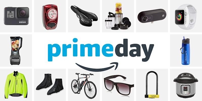 The Best Amazon Prime Day Sales for Cyclists