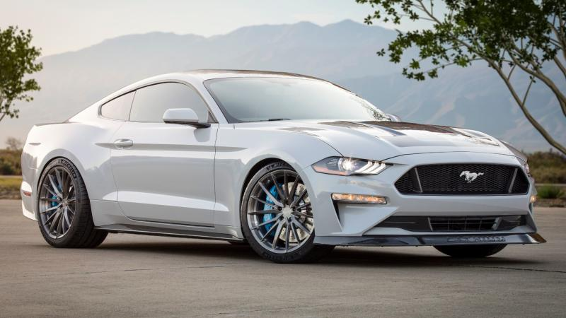 ford mustang lithium 2020