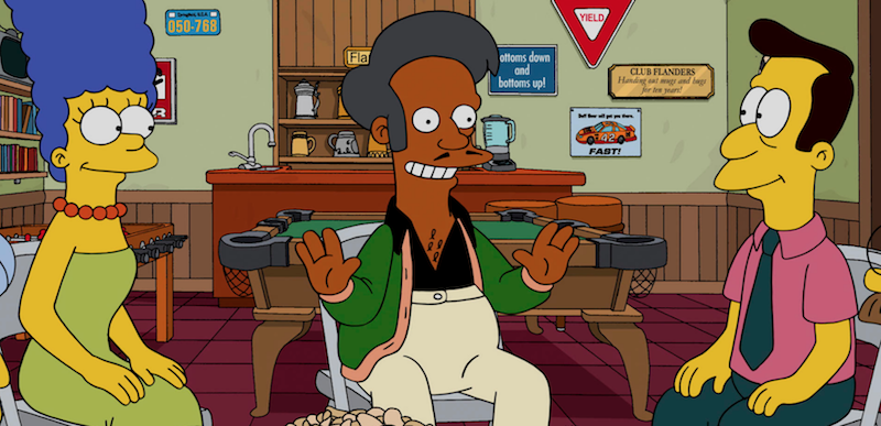 Matt Groening confirms Apu won't be written off The Simpsons