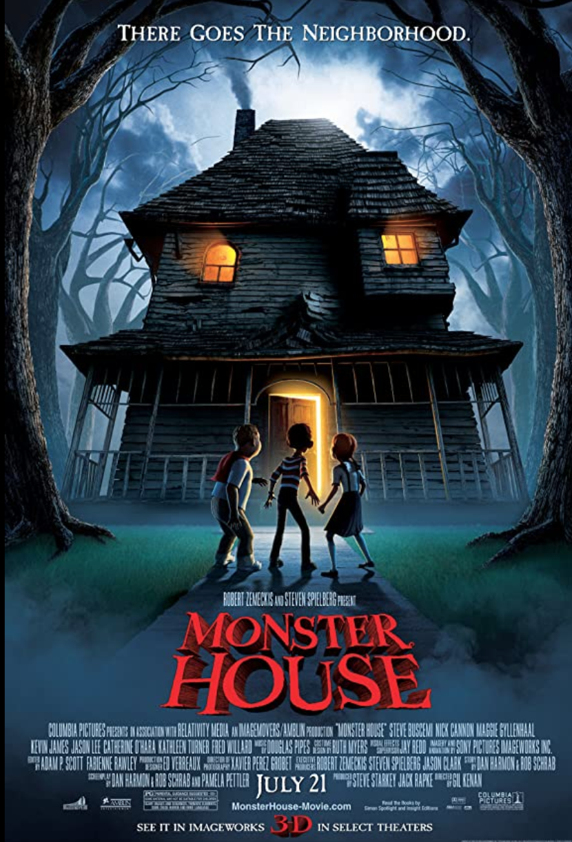 Monster House. Image via IMDB.